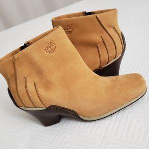 Timberland- Baychester cuff booties